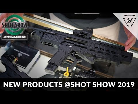 SHOT SHOW 2019: New Products Recap!