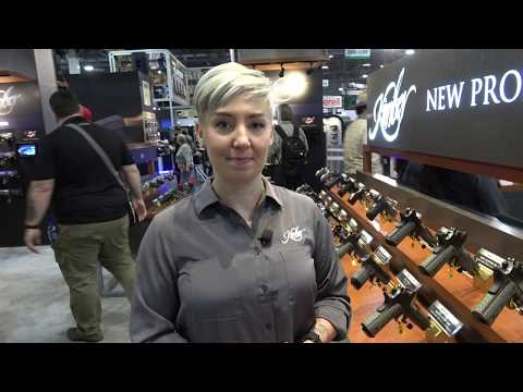 New Guns From Kimber at SHOT Show 2019