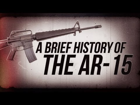 America's Rifle: A Brief History Of The AR-15 (Joke)
