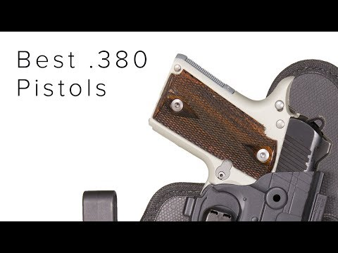 6 Best 380 Pistols For Concealed Carry – Alien Gear Holsters
