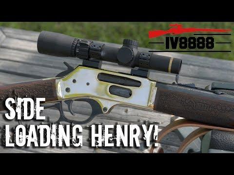 Side Loading Henry 38-55!