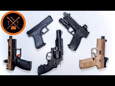 Top 5 Best First Handguns (2019) // How-To Choose