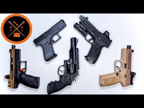 Top 5 Best First Handguns (2019) // How-To Choose