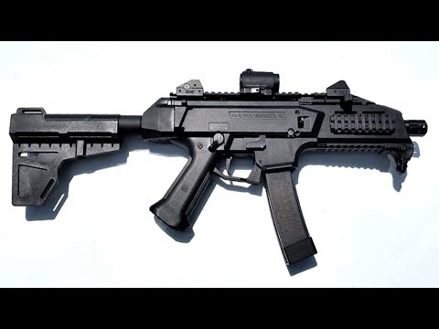 Top 10 Most Elite Submachine Guns in the World 2019