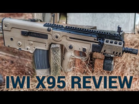 Gun Review: IWI Tavor X95