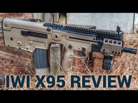 Gun Review: IWI Tavor X95