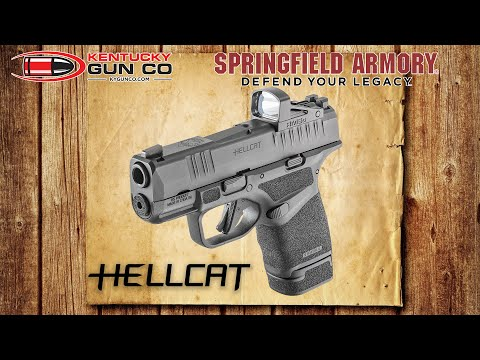 Springfield Armory Hellcat™ 9MM Micro-Compact