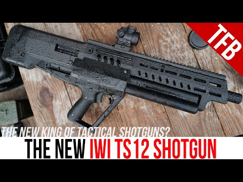 The Ultimate Tactical Shotgun? The IWI Tavor TS12 Review