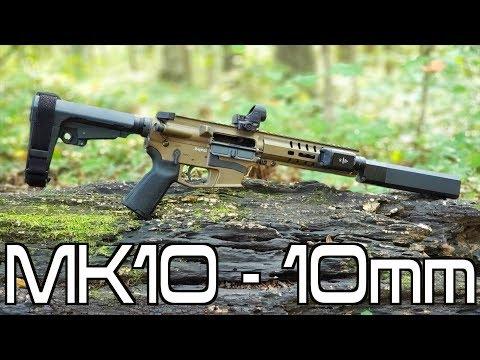 CMMG Banshee 10mm – MK10