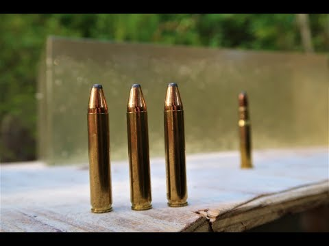 350 Legend vs Ballistics Gel – Slow Motion