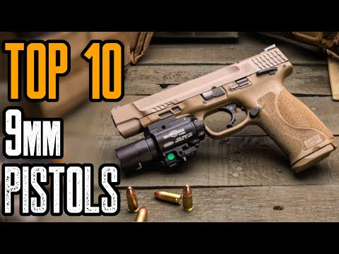 TOP 10: BEST 9mm PISTOL 2020!