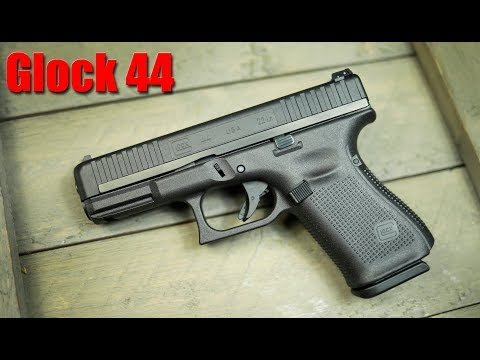 New Glock 44 22LR First Shots: Does it Actually Suck? (G44)