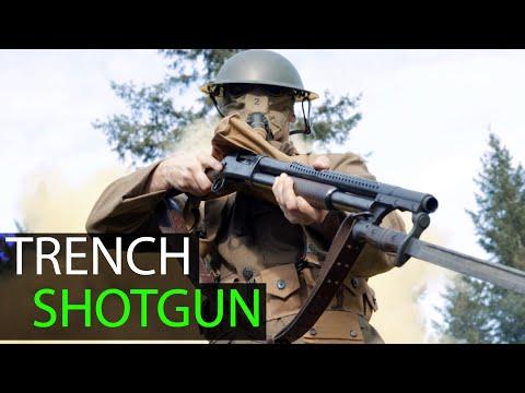 Winchester 1897 Trench Shotgun