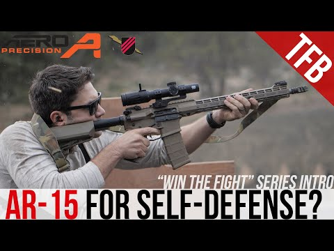 """Who Needs an AR-15 for Self-Defense?"" [How to Win the Fight: Series Intro]"