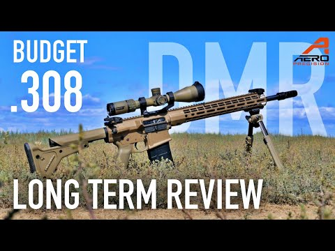 Aero Precision M5 AR-10 .308 Budget DMR Build – Long Term Review