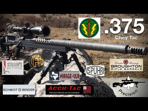 .375 Chey Tac – ULTIMATE Extreme Long Range Build ~ Rex Reviews