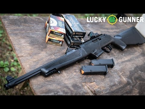 Self-Defense Ammo for Pistol Caliber Carbines