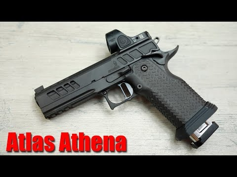 Atlas Gunworks Athena 1000 Round Review: The Most Accurate Handgun Ever Made