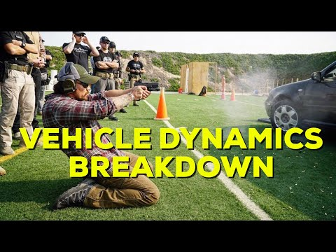 Vehicle Dynamics Discussion With Former Green Beret Mike Glover