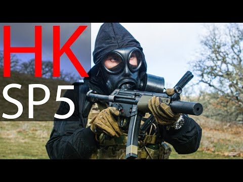 Heckler and Koch SP5 (Civilian MP5)