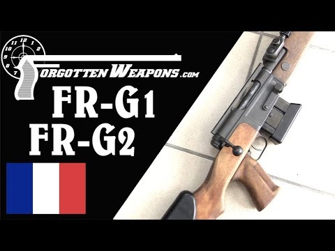 French Air Force Snipers: the FR-G1 and FR-G2