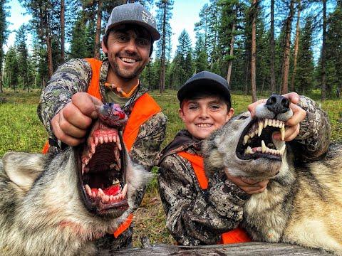 Western Wolf Hunting 10
