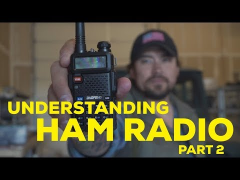 Mike Glover Talks Ham Radio and Preparedness