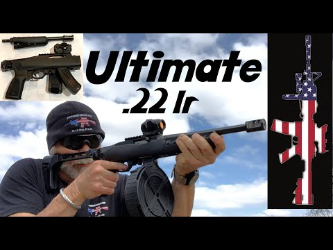 ULTIMATE .22 lr – Ruger 22 Charger (what you may not have thought about)