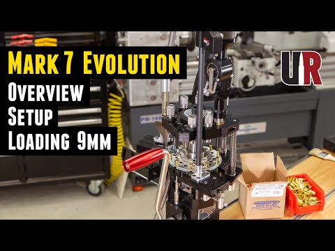 Mark 7 Evolution: Unboxing, Overview, Setup, Loading 9mm