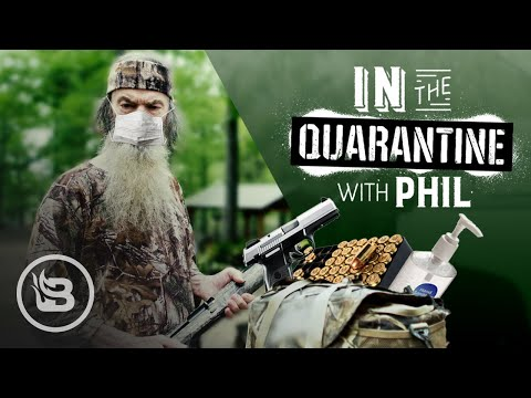 Packing a Go Bag to Survive a Pandemic   In the Quarantine with Phil