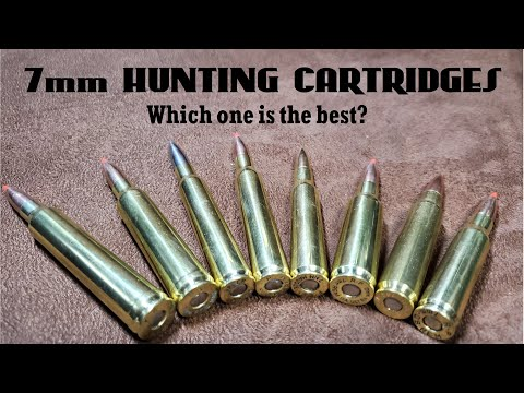 7mm Hunting Cartridges: A complete review