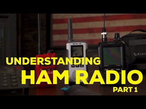 Understanding Ham Radio and its Role In Survival