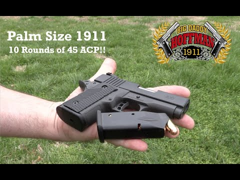 The Smallest Double Stack 1911?