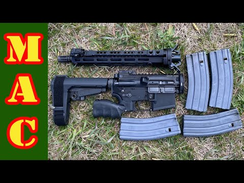 New Air Force Survival Rifle – GAU-5A ASDW