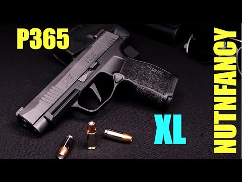 Sig P365XL: The Do Everything Carry