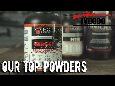 Firearms Facts: Our Top Reloading Powders