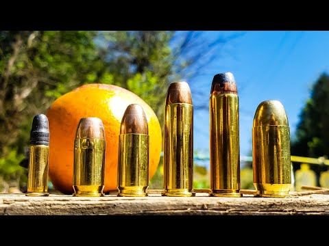 BEST EDC CALIBER??? – 22lr vs 380acp vs 9mm vs 38spcl vs 357mag vs 45acp