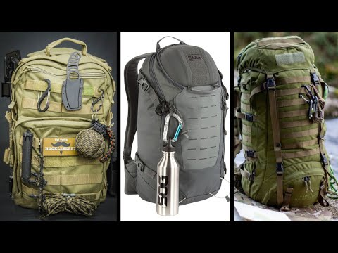 TOP 5 BEST TACTICAL BACKPACKS 2020