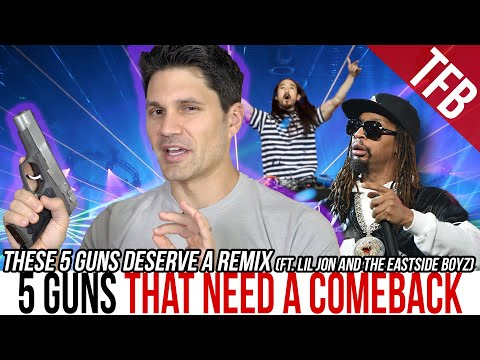 5 Guns that Need to Make a Comeback (and a Remix)