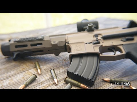 RECOILtv: Hands on with the Maxim Defense PDX PDW