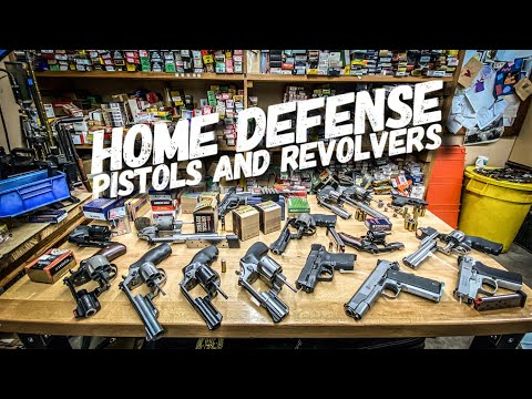 HOME DEFENSE ***More Bullets, More Power***