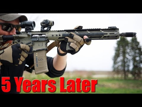 BCM AR15 5 Years & 15,000 Rounds Later: What I've Changed