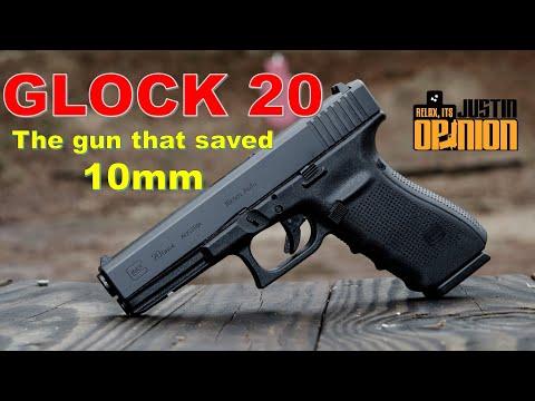Glock 20 – The Savior of 10mm
