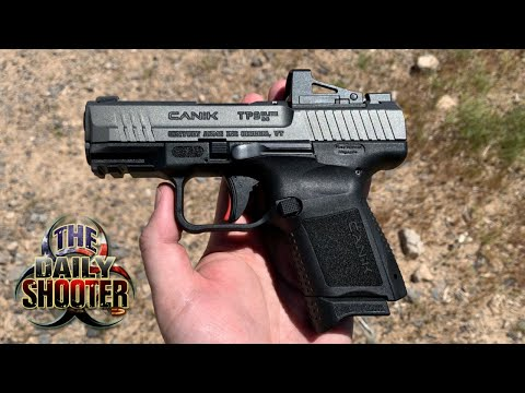 Canik TP9 Elite SC Review and Comparison G26 G19 and P365
