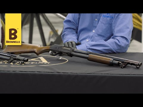 From the Vault: World War I Trench Guns