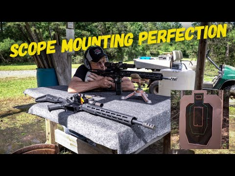 Achieve Scope Mounting PERFECTION!