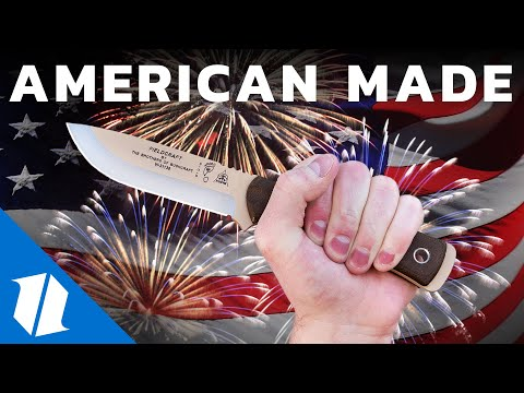 MADE IN AMERICA! The Best U.S.A. Made Pocket Knives | Knife Banter S2 (Ep 30)