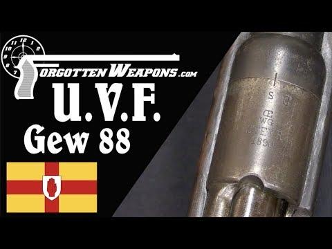 UVF Gewehr 88: Gun Running Into Ireland in 1914