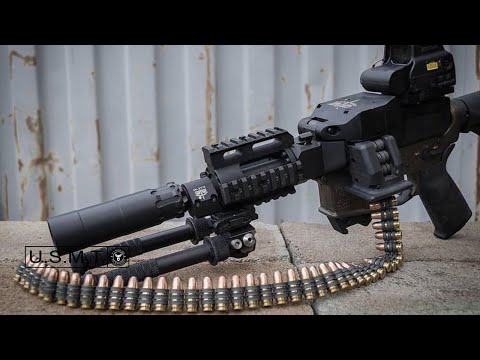 Top 5 Deadly Weapons That Make the U.S Marine Unstoppable