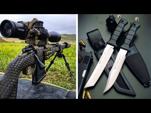 TOP 10 BEST HUNTING GEAR THAT LAST FOREVER